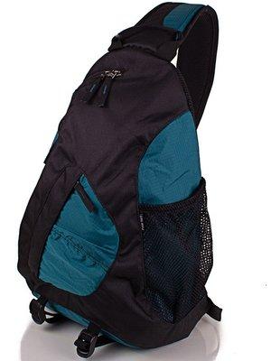 Рюкзак чорно-зелений | 3924581