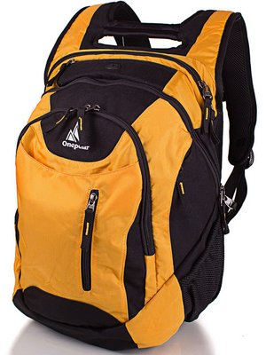 Рюкзак жовто-чорний   3924582