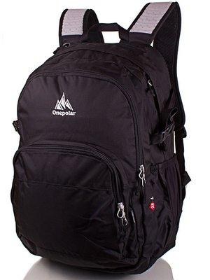 Рюкзак чорний | 3924585