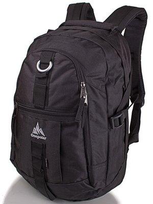 Рюкзак чорний | 3924594
