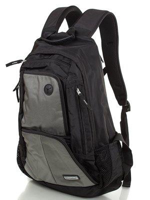 Рюкзак сіро-чорний | 3924607