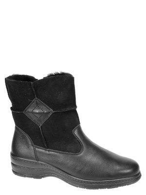 Ботинки черные | 3698926