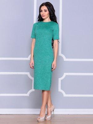 Платье зеленое | 3926421