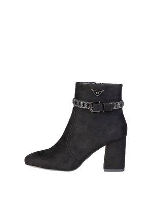 Ботинки черные | 3837479