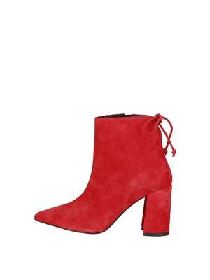 Ботинки красные | 3837512