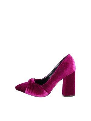 Туфли цвета фуксии | 3837526