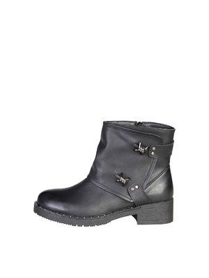 Ботинки черные | 3837577