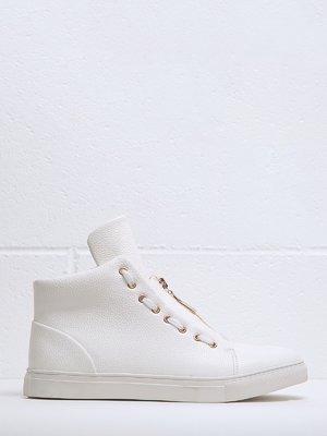Ботинки белые | 3837605