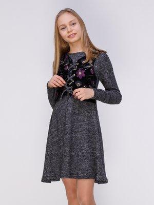 Сукня сіра   3863692