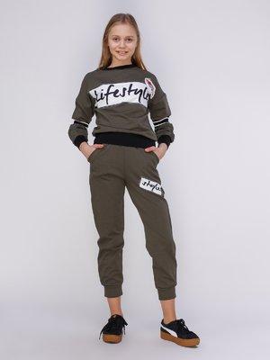 Комплект: джемпер і штани   3857895