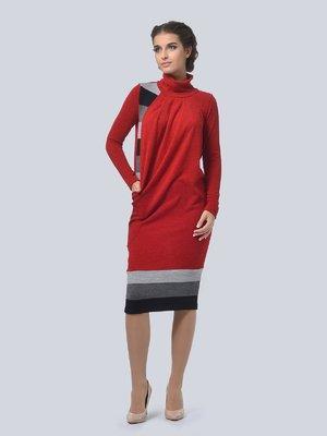 Платье красное | 3900326