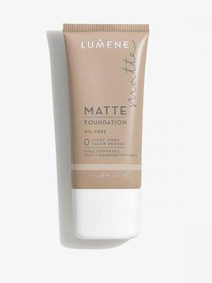 Основа тональная матирующая Matte — Light ivory (30 мл) | 3925912