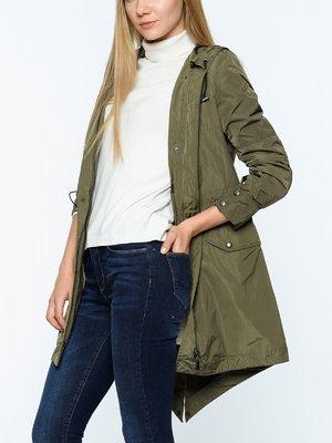 Пальто цвета хаки | 3622538