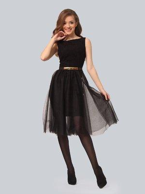 Платье черное | 3939870