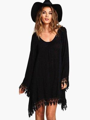 Платье черное | 3941538