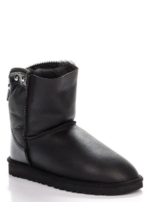 Полусапожки черные   3773512