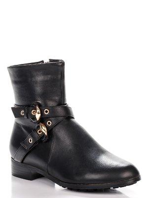 Ботинки черные | 3933465