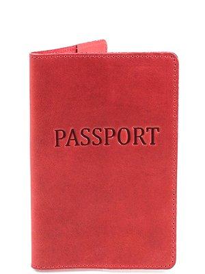 Обкладинка для документів червона | 3945772
