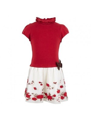 Платье красное | 3835407