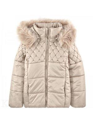 Куртка бежевая | 3835418