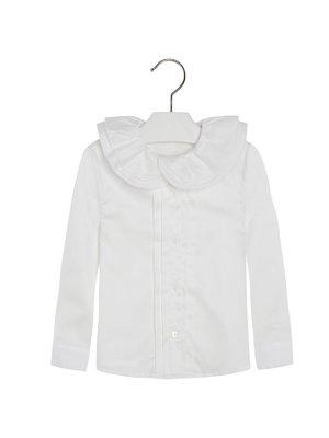 Блуза белая | 3835448