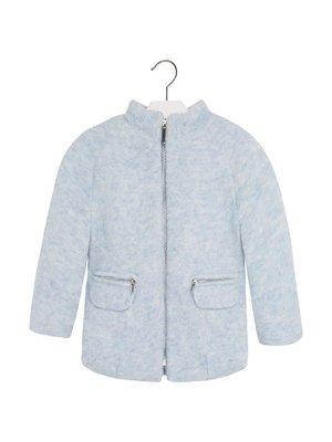 Пальто голубое | 3835470