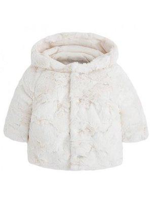 Пальто молочного цвета | 3835675