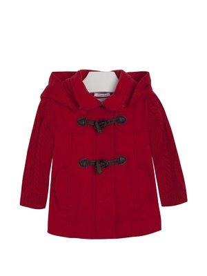 Пальто красное | 3835690