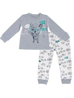 Піжама: джемпер і штани | 3945525