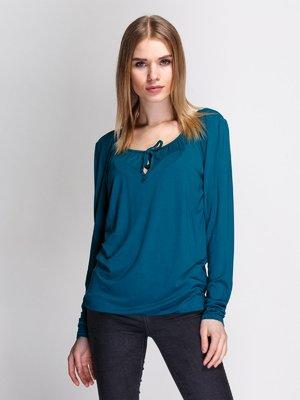 Блуза зеленая | 3871454