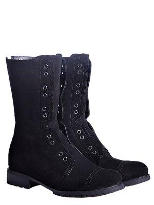 Ботинки черные | 3940229