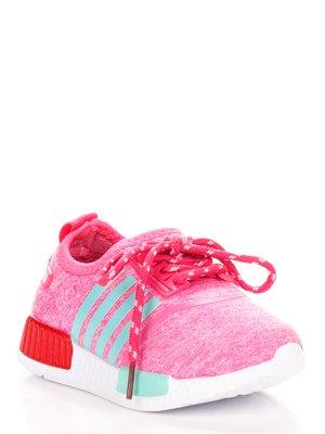 Кроссовки розовые | 3919416