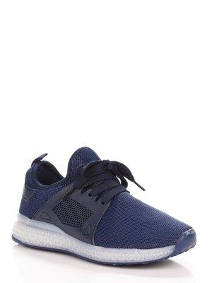 Кроссовки синие | 3902871