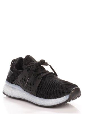 Кроссовки черные | 3902870