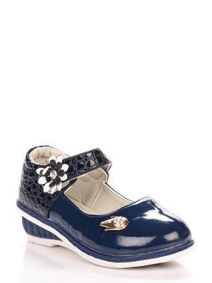 Туфли синие   3902749