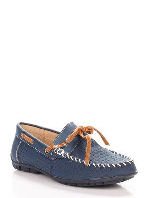 Туфли синие | 3902701