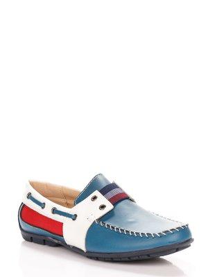 Туфлі блакитні | 3902695