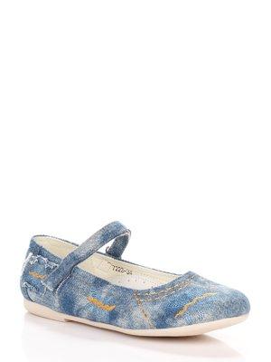 Туфли синие | 3902714