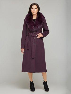 Пальто фиолетовое | 3407811