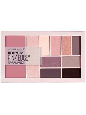 Тени для век Сity kit — розовый | 3956518