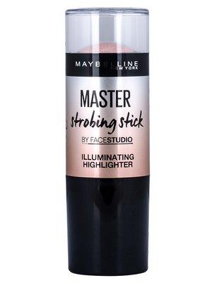 Хайлайтер Master strobing stick № 100 - светло-розовый (9 г) | 3956445