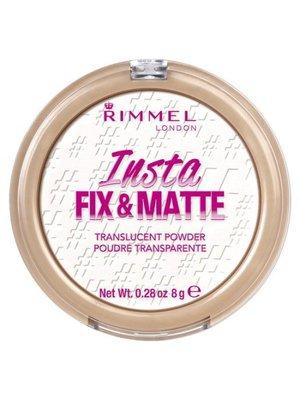 Пудра компактная матовая Insta Fix&Matte (8 г) | 3957278