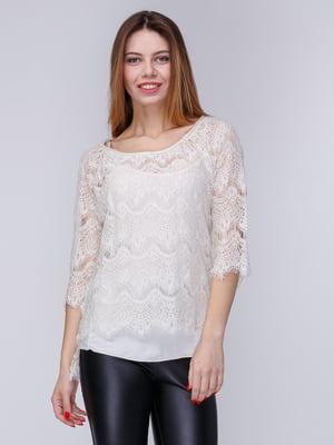 Комплект: топ и блуза | 3956844