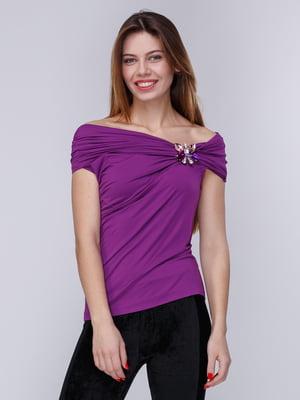 Топ фіолетовий - Daniela Drei - 3956797