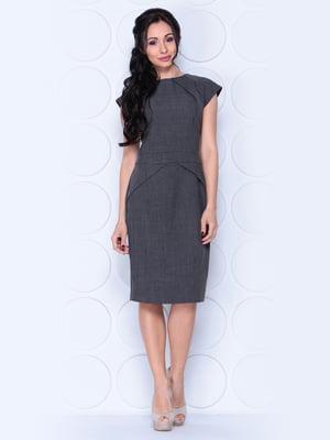 Сукня графітова | 3959286