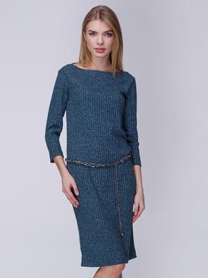 Платье изумрудного цвета | 3961635