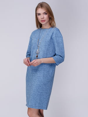 Платье голубое | 3961638