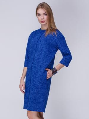 Платье синее | 3961641