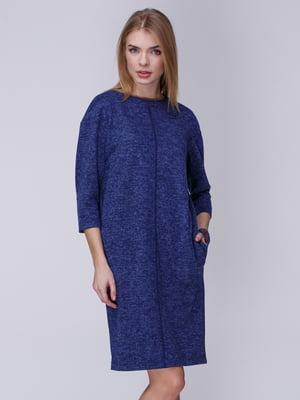 Платье синее | 3961643