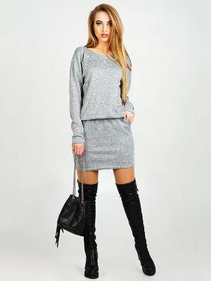 Платье серое | 3962113